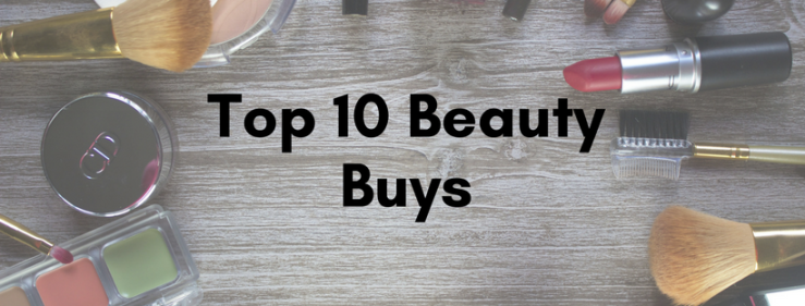 Top 10 Beauty Buys