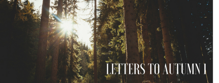 Letters to Autumn 1