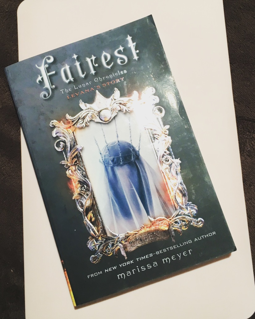 Fairest, Book 12, 2016 Reading Challenge