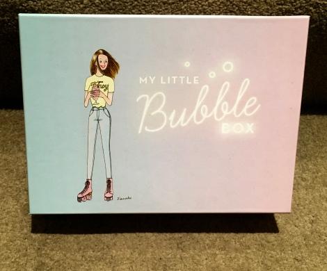 My Little Box - March - Bubble
