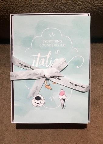 My Little Box - May - Dolce Vita