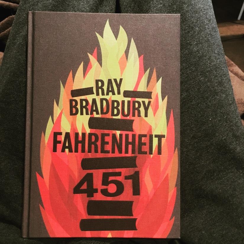 Fahrenheit 451, Book 15, 2016 Reading Challenge