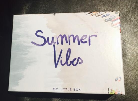 My Little Box - June - Summer Vibes