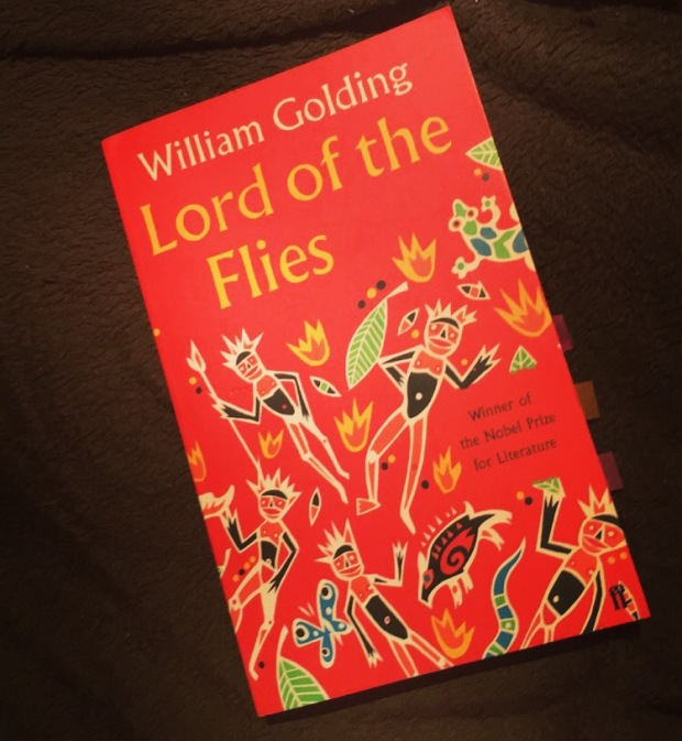 Lord of the Flies, Book 19, 2016 Reading Challenge