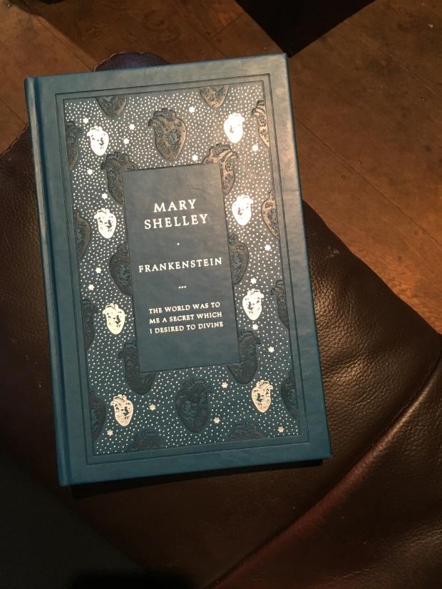 2016 Reading Challenge, Book 23 – Frankenstein