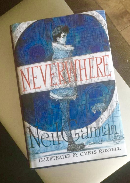 2016 Reading Challenge, Book 24, Neverwhere