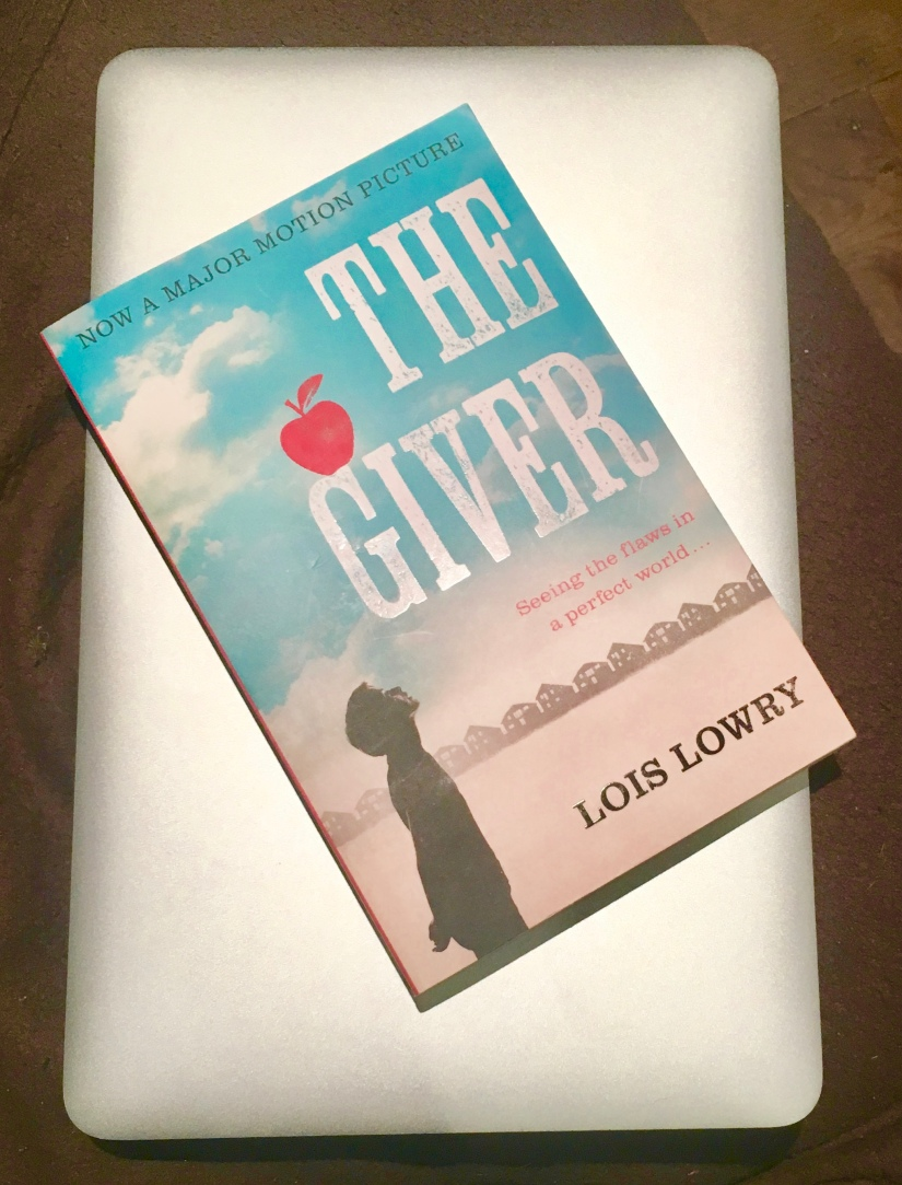 2016 Reading Challenge, Book , The Giver