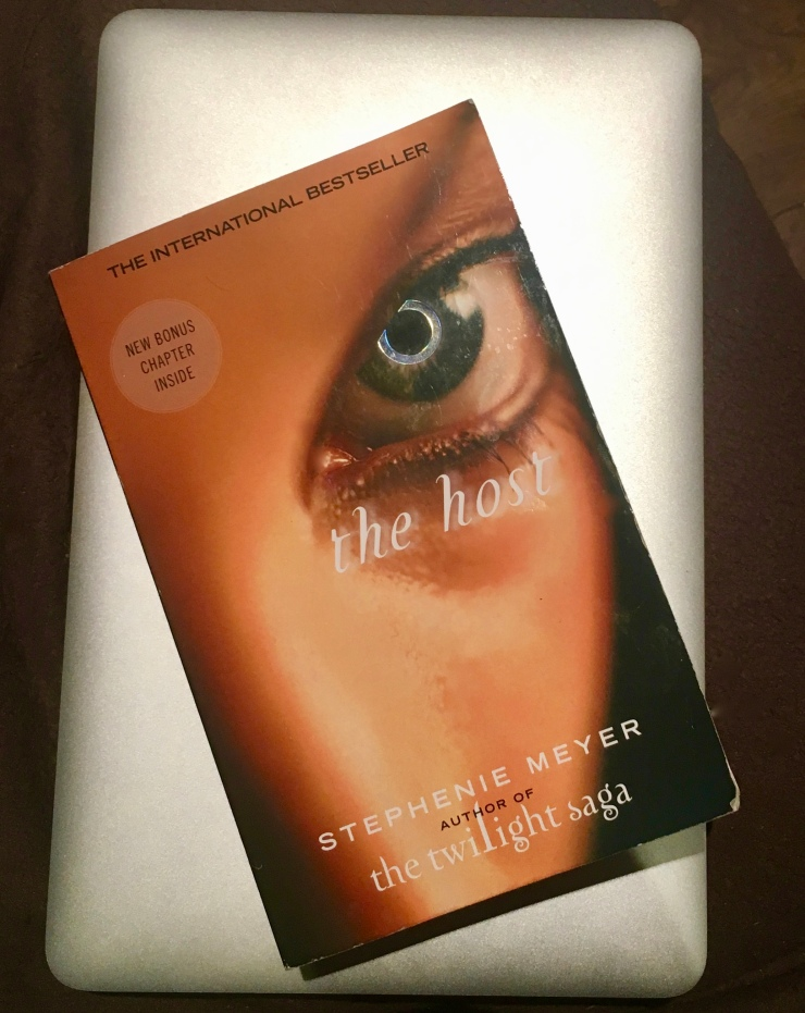 2016 Reading Challenge, Book 29 - The Host