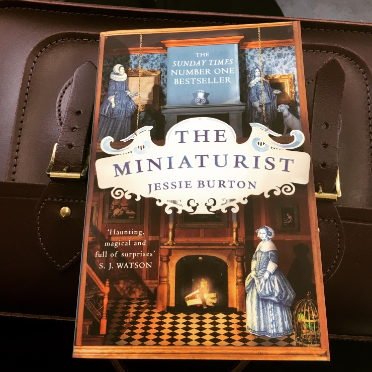 The Miniaturist, Book 27, 2016 Reading Challenge