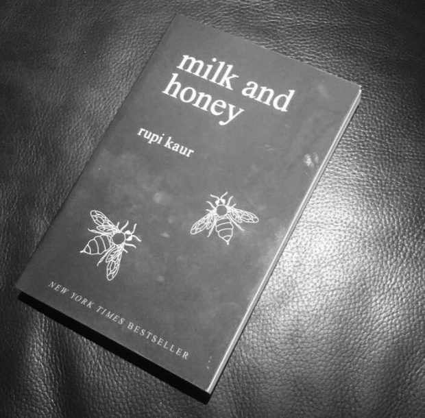 2016 Reading Challenge, Book 31, Milk and Honey