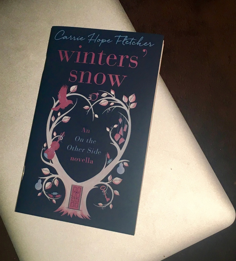 2016 Reading Challenge, Book 38, Winter's Snow
