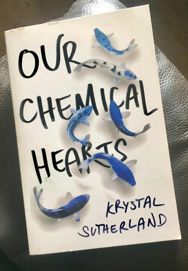 2017 Reading Challenge, Book 13, Our Chemical Hearts