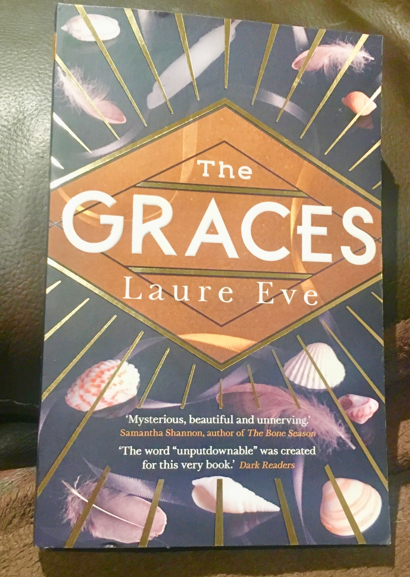 2017 Reading Challenge, Book 14, The Graces