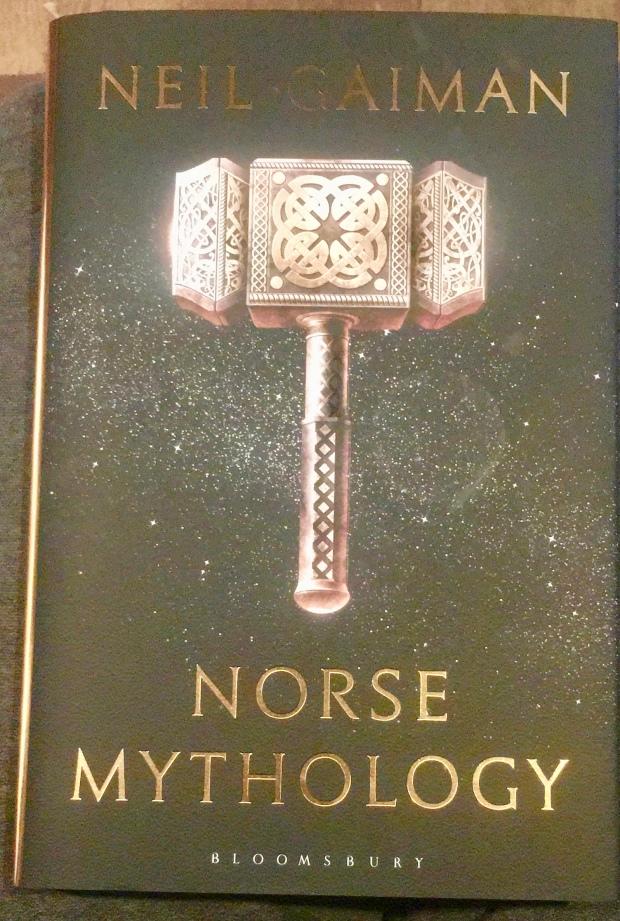 2017 Reading Challenge, Book 15, Norse Mythology