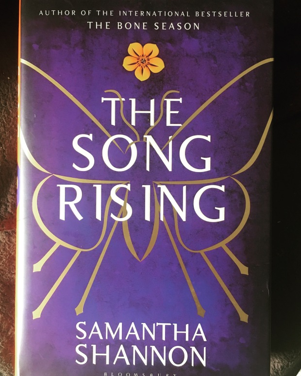 2017 Reading Challenge, Book 18, The Song Rising