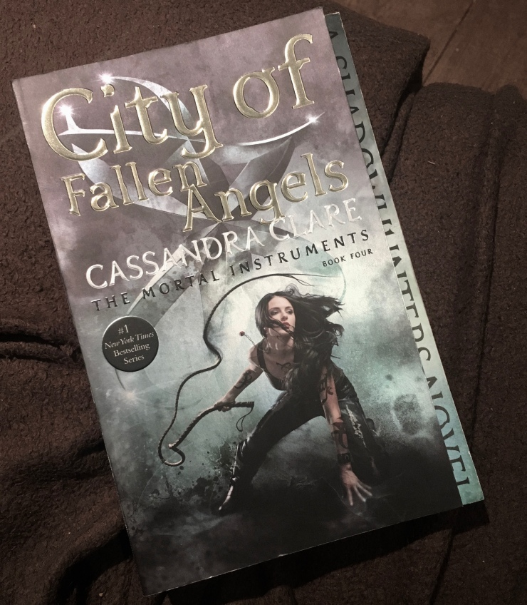 2017 Reading Challenge, Book 23, City of Fallen Angels