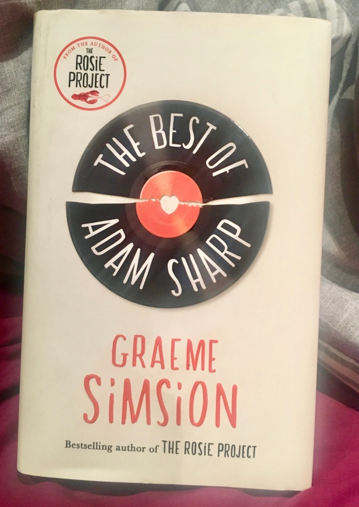 2017 Reading Challenge - Book 30 - The Best of Adam Sharp