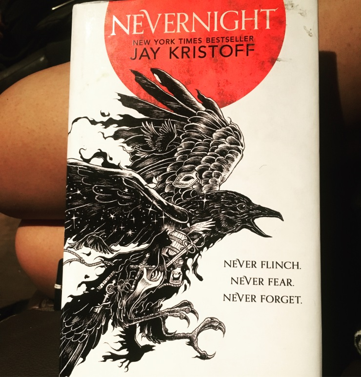 2017 Reading Challenge, Book 31, Nevernight