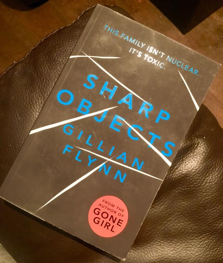 Bonus Book Review, Sharp Objects