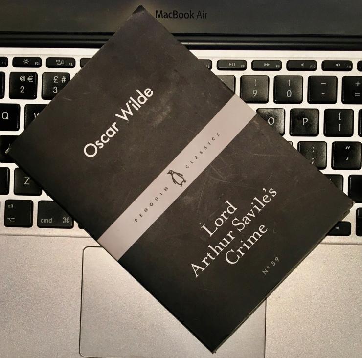 2017 Reading Challenge, Book 40, Lord Arthur Savile's Crime
