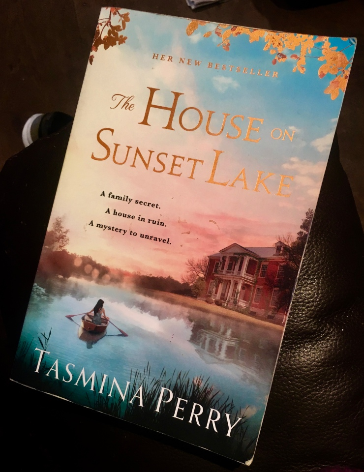 2017 Reading Challenge, Book 34, The House on Sunset Lake