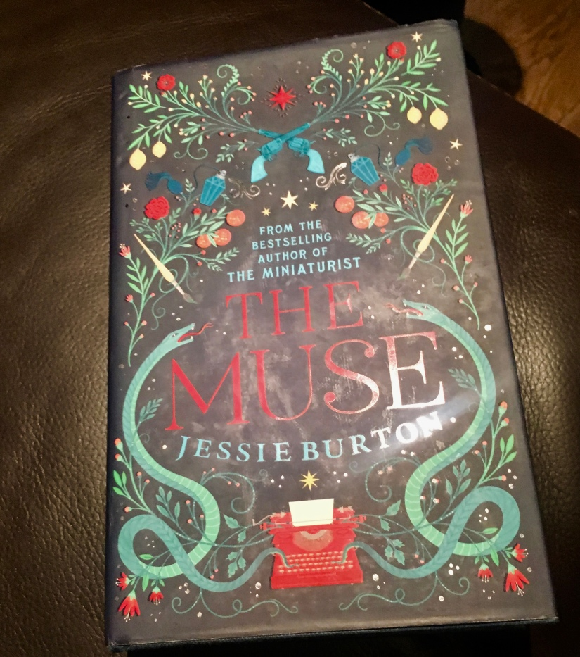 2017 Reading Challenge, Book 33, The Muse