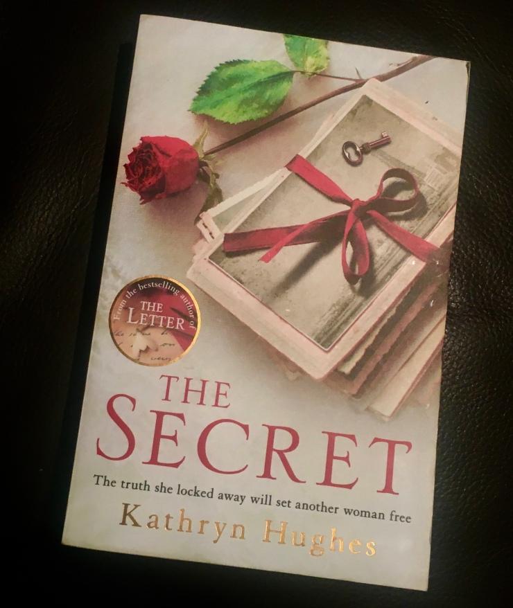 2017 Reading Challenge, Book 35 - The Secret