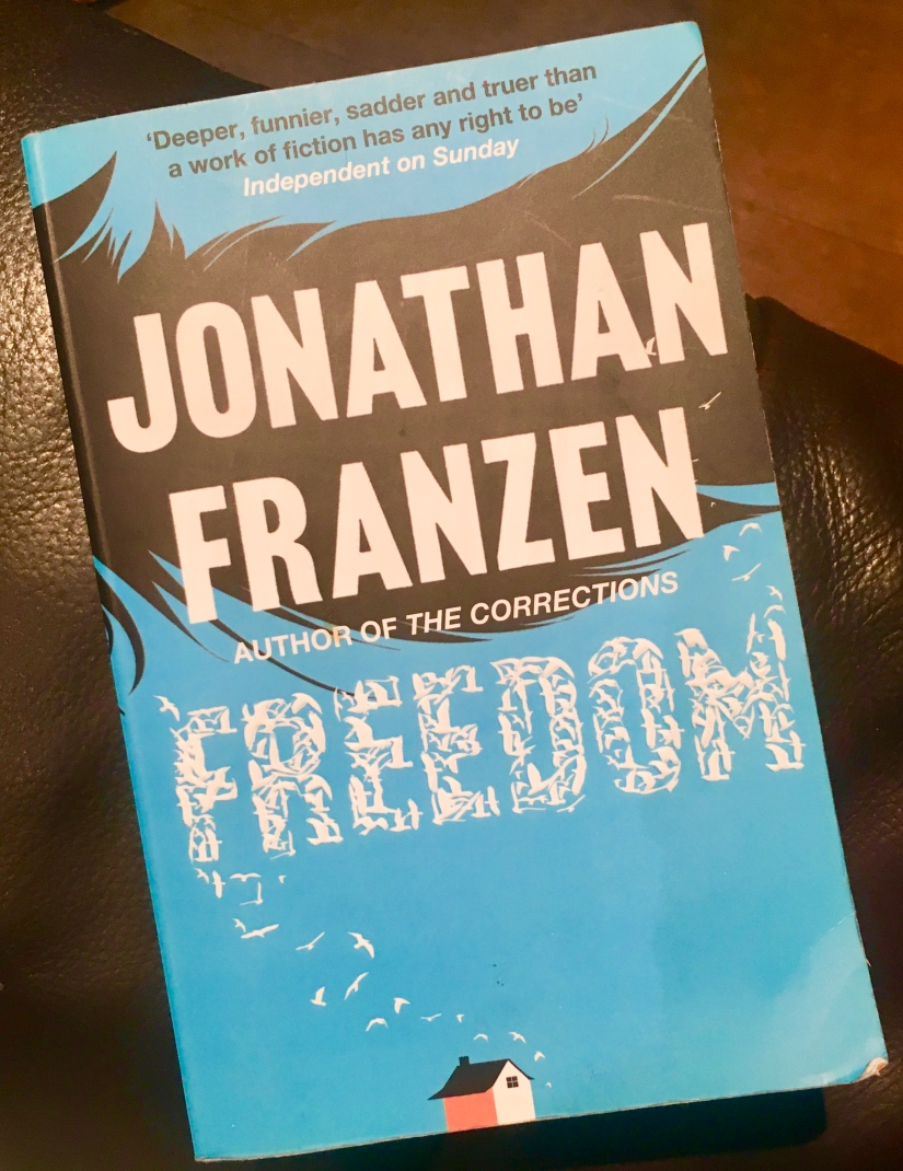2017 Reading Challenge, Book 46, Freedom
