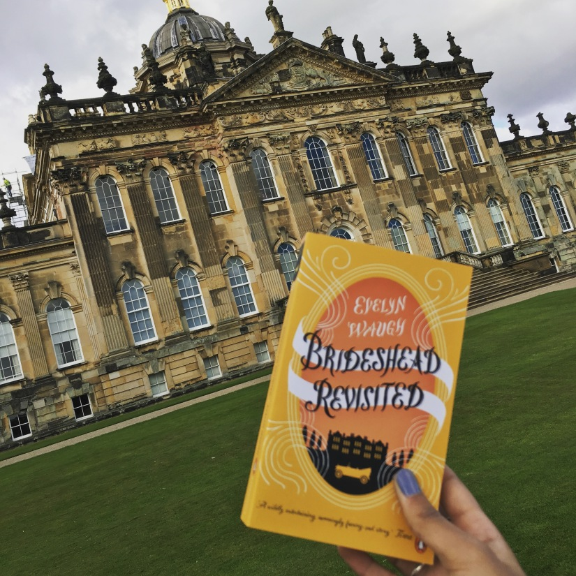 2017 Reading Challenge, Book 38, Brideshead Revisited