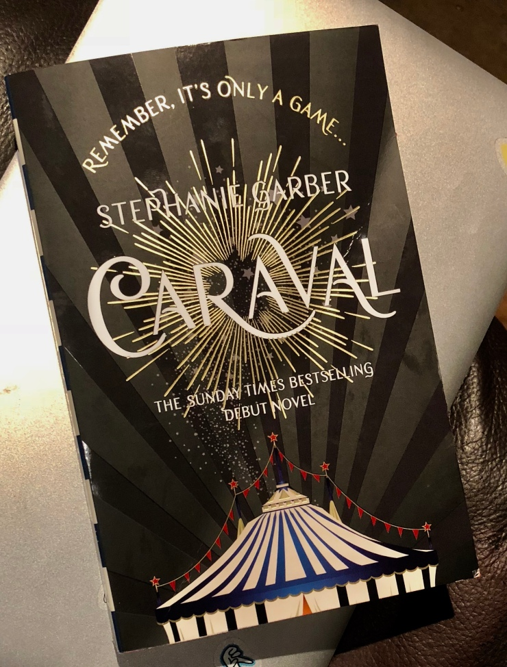 Bonus Book Review, Caraval