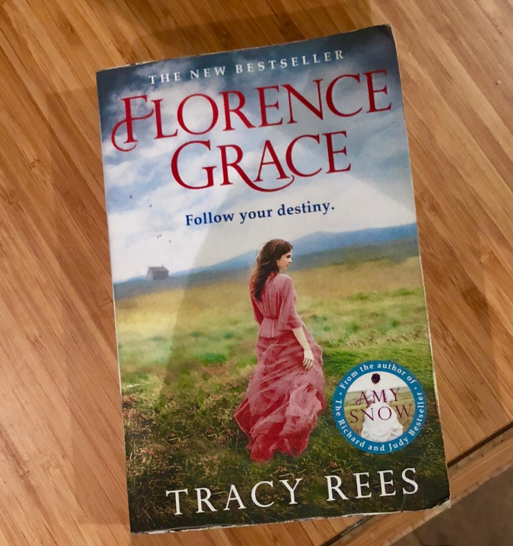 2017 Reading Challenge, Book 48, Florence Grace
