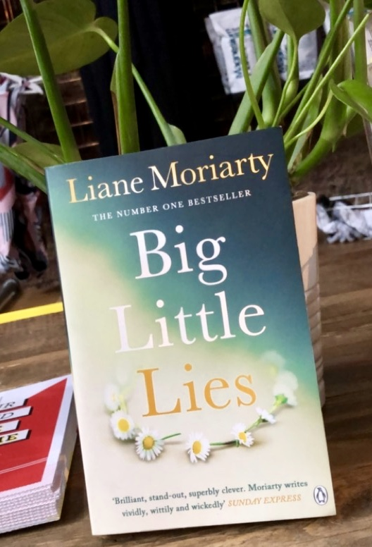 2018 Reading Challenge, Book 3, Big Little Lies