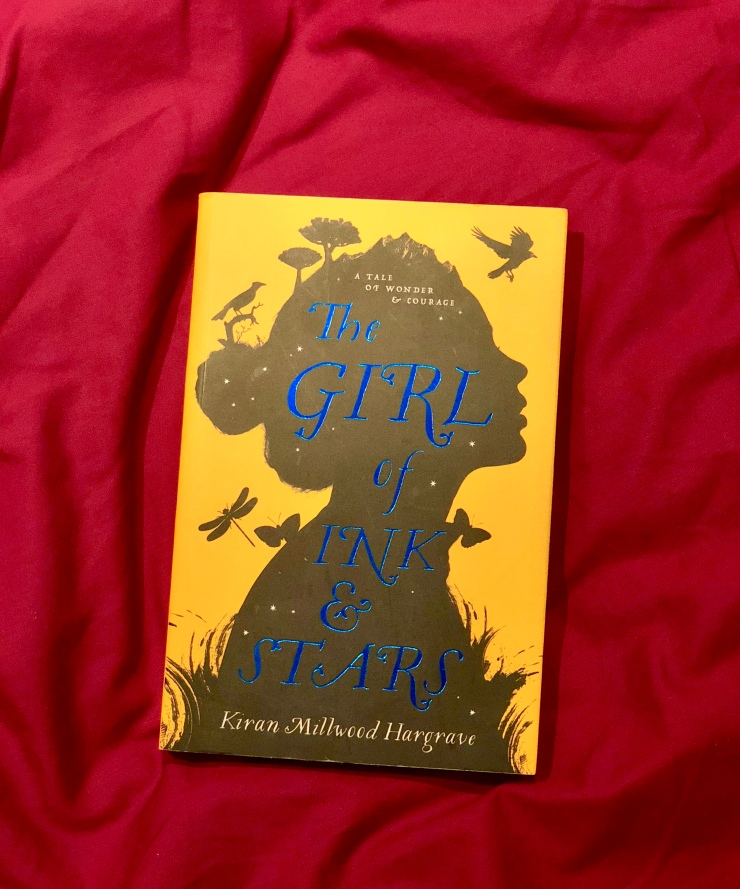 2018 Reading Challenge, Book 8, The Girl of Ink and Stars