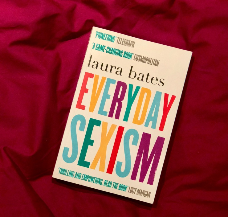 2018 Reading Challenge, Book 12, Everyday Sexism