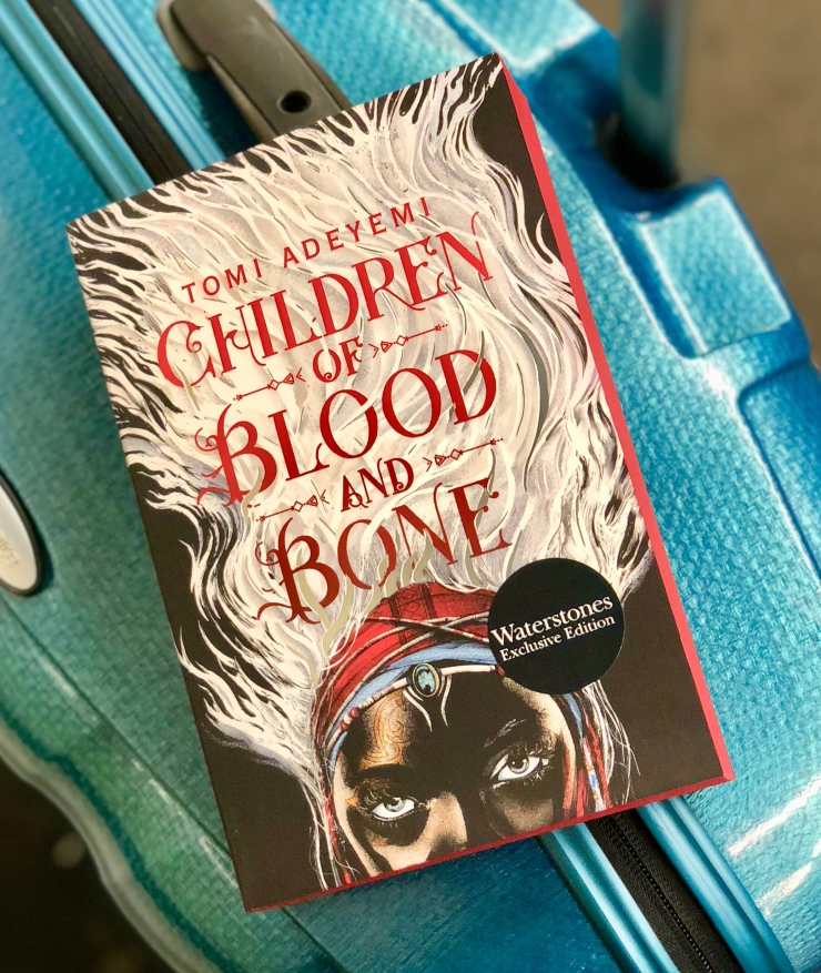 Bonus Book Review - Children of Blood and Bone
