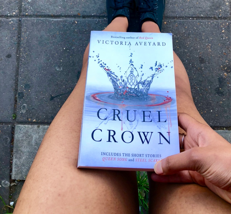 2018 Reading Challenge, Book 21, Cruel Crown