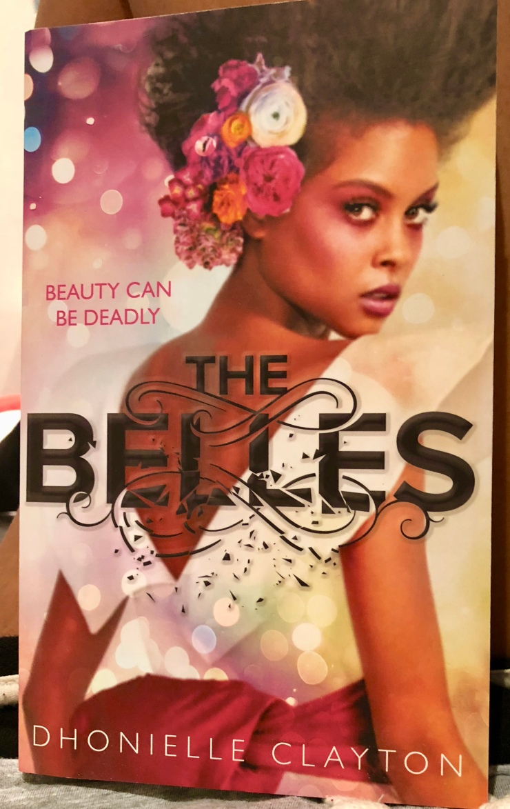 2018 Reading Challenge, Book 28 - The Belles