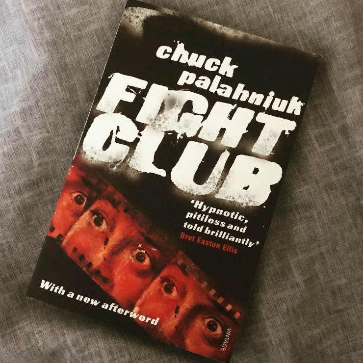 2018 Reading Challenge, Book 39 - Fight Club